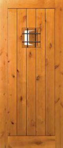 Rustik dörrar