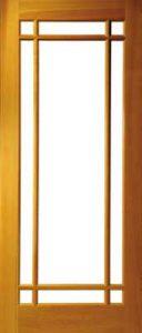 Franska dörrar